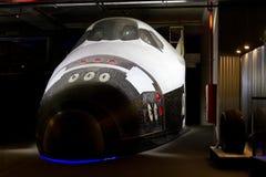 NASA Ludzka przygoda wystawa Obraz Stock