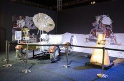 NASA lunar module Stock Image