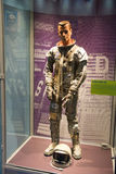 NASA Mercury Space Program Spacesuit Fotografía de archivo libre de regalías