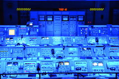 NASA Mission Control, Kennedy Space Center Stock Photo