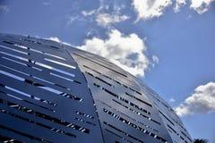 NASA orbity pawilonu dźwięka doświadczenia Natical Kształtny budynek Zdjęcia Royalty Free