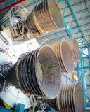 NASA. Rocket space travel engine thrusters Stock Photography