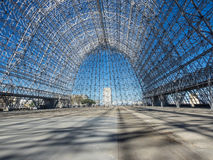 NASA's Ames Research Center 75th Anniversary Open House. Royalty Free Stock Photo