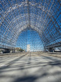 NASA's Ames Research Center 75th Anniversary Open House. Royalty Free Stock Images