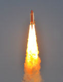 NASA SPACE SHUTTLE DISCOVER LAUNCH!. Here is the shuttle Discovery taking off for her last and final voyage Stock Photos