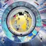 NASA. Space travel return pod NASA Royalty Free Stock Images