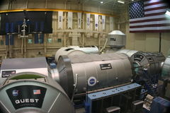 NASA Training Facility Stock Photos