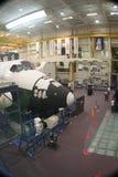 NASA Training Facility. At the Lyndon B Johnson Space Center royalty free stock photos