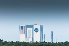 Nasa VAB Stock Images