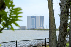NASA Vehicle Assembly Building Royalty Free Stock Photography