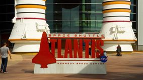 NASArymdfärjaAtlantis utställning arkivfilmer