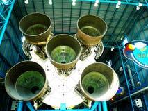 NASASaturn V raket Royaltyfri Bild