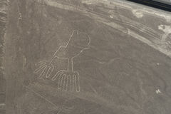 Nasca-hands royalty free stock photos