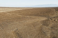 Nasca Lines Royalty Free Stock Photography