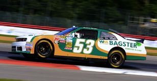 NASCAR全国性系列 免版税库存照片