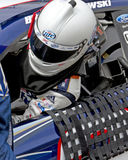 NASCAR布莱德Keselowski 免版税库存照片