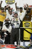 NASCAR驱动器Elliott Sadler 免版税库存照片