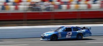 NASCAR - ¡Vuelo de Newman! Fotos de archivo libres de regalías