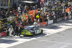 NASCAR à Bristol. photographie stock libre de droits