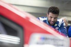 NASCAR: Öppen Maj 18 monsterenergi Arkivbilder