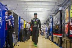 NASCAR: Öppen Maj 19 monsterenergi Royaltyfria Foton