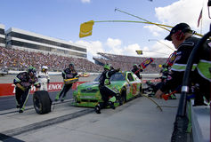 NASCAR: Αντιαεροπορικό Πυροβολικό 400 27 Σεπτεμβρίου Στοκ εικόνα με δικαίωμα ελεύθερης χρήσης