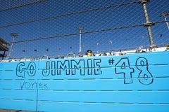 NASCAR: Αυτοκίνητο 500 O'Reilly ελεγκτών 15 Νοεμβρίου Στοκ εικόνα με δικαίωμα ελεύθερης χρήσης