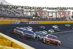 NASCAR: Ενέργεια τεράτων στις 20 Μαΐου ανοικτή Στοκ Φωτογραφία
