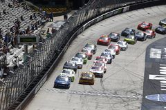 NASCAR: Εξαρτήσεις 300 ανεμοπλάνων Fitzgerald στις 14 Απριλίου Στοκ φωτογραφία με δικαίωμα ελεύθερης χρήσης
