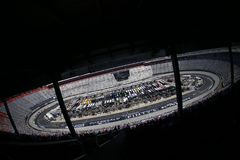 NASCAR: Εξαρτήσεις 300 ανεμοπλάνων Fitzgerald στις 14 Απριλίου Στοκ Εικόνες