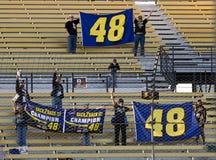 NASCAR: Μέρη αυτοκινήτου O'Reilly ελεγκτών 15 Νοεμβρίου Στοκ Εικόνες