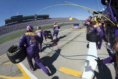NASCAR: Μπαλτάς 400 τιμών 4 Οκτωβρίου Στοκ Εικόνες