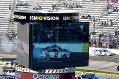 NASCAR: Στις 2 Απριλίου STP 500 Στοκ Φωτογραφίες