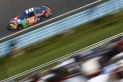 NASCAR: Στις 6 Αυγούστου Ι Νέα Υόρκη 355 ΑΓΑΠΗΣ Στοκ Εικόνα