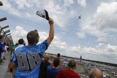 NASCAR: Στις 13 Αυγούστου καθαρό Μίτσιγκαν 400 Στοκ φωτογραφία με δικαίωμα ελεύθερης χρήσης