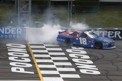 NASCAR: Στις 2 Ιουνίου Pocono πράσινα 250 Στοκ Φωτογραφία