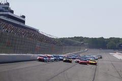 NASCAR: Στις 11 Ιουνίου Pocono 400 Στοκ Φωτογραφία