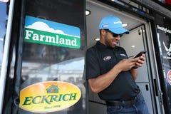 NASCAR: Στις 9 Ιουνίου Pocono 400 Στοκ Εικόνες