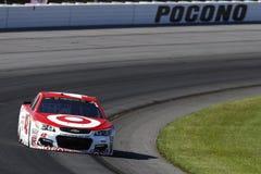 NASCAR: Στις 11 Ιουνίου Pocono 400 Στοκ Εικόνες