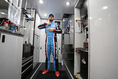 NASCAR: Στις 9 Ιουνίου Pocono 400 Στοκ φωτογραφία με δικαίωμα ελεύθερης χρήσης