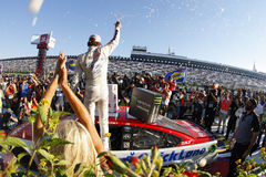 NASCAR: Στις 11 Ιουνίου Pocono 400 Στοκ Φωτογραφίες