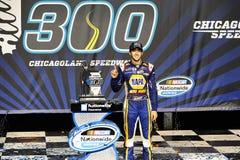 NASCAR: Στις 19 Ιουλίου EnjoyIllinois COM 300 Στοκ Εικόνες