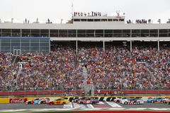 NASCAR: Στις 27 Μαΐου Coca-Cola 600 Στοκ Εικόνες