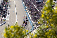 NASCAR: Στις 13 Μαρτίου ο καλός Sam 500 (Κ) Στοκ Φωτογραφία