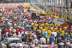NASCAR: Στις 13 Μαρτίου ο καλός Sam 500 Στοκ Εικόνες