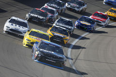 NASCAR: Στις 6 Μαρτίου Kobalt 400 Στοκ φωτογραφία με δικαίωμα ελεύθερης χρήσης