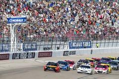 NASCAR: Στις 12 Μαρτίου Kobalt 400 Στοκ Φωτογραφίες