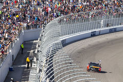 NASCAR: Στις 12 Μαρτίου Kobalt 400 Στοκ φωτογραφία με δικαίωμα ελεύθερης χρήσης