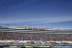 NASCAR: Στις 12 Μαρτίου Kobalt 400 στοκ εικόνες