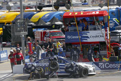 NASCAR: Στις 12 Μαρτίου Kobalt 400 Στοκ εικόνα με δικαίωμα ελεύθερης χρήσης